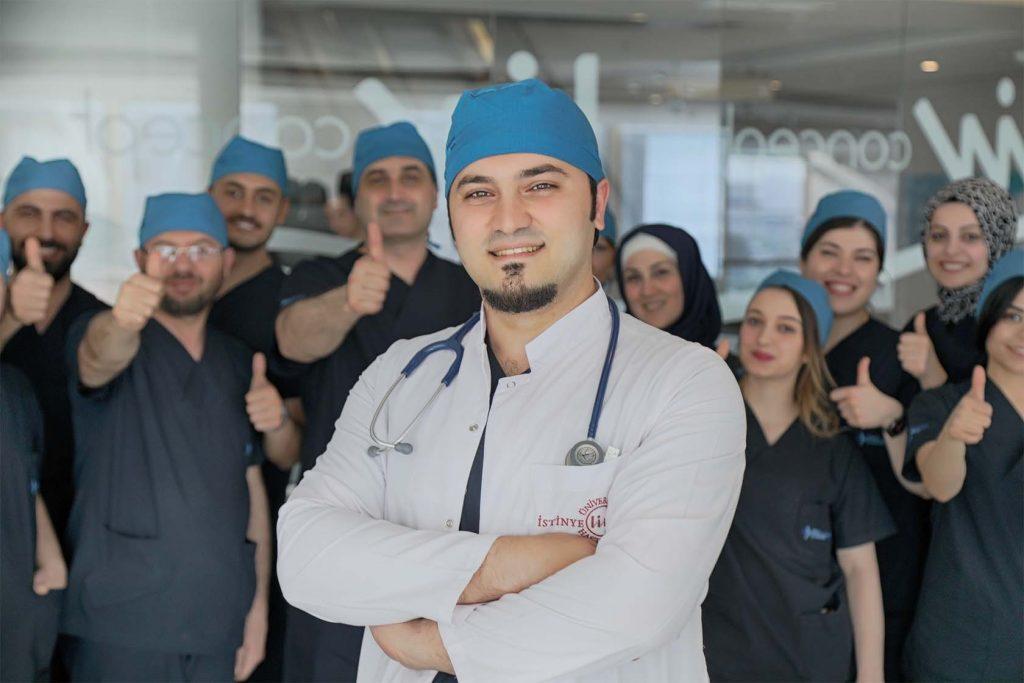 Haartransplantation Empfehlung Dr. Balwi