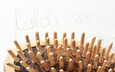 Anzeichen für Haarausfall