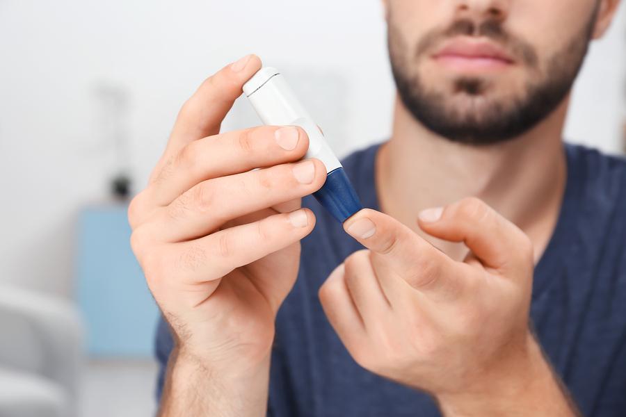 Haarausfall bei Diabetes mellitus