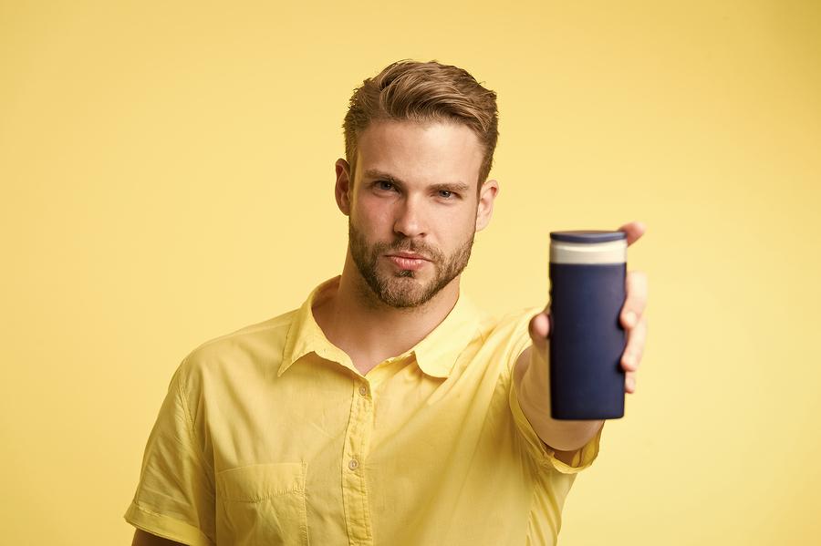 Koffein Shampoo gegen Haarausfall