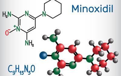 Minoxidil nach der Haartransplantation