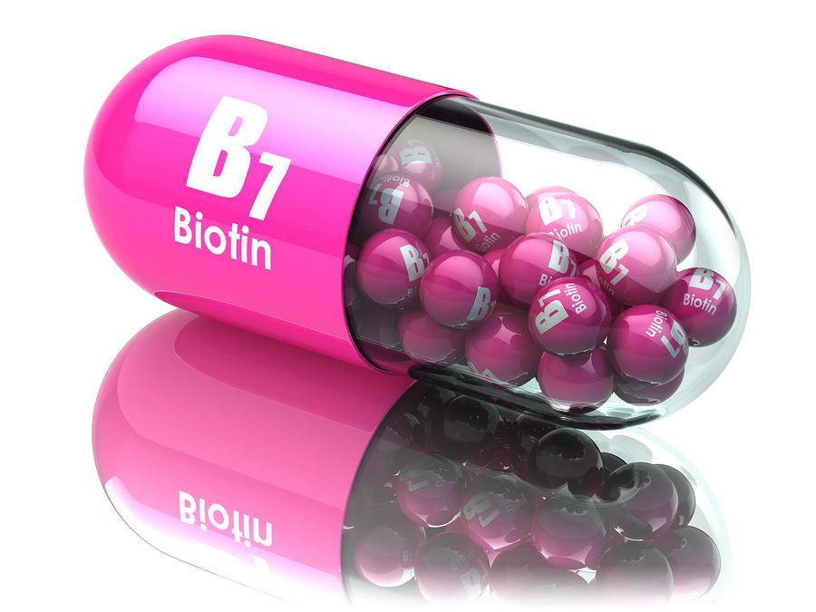 Hilft Biotin bei Haarausfall?