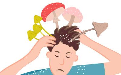 Infektion nach der Haartransplantation
