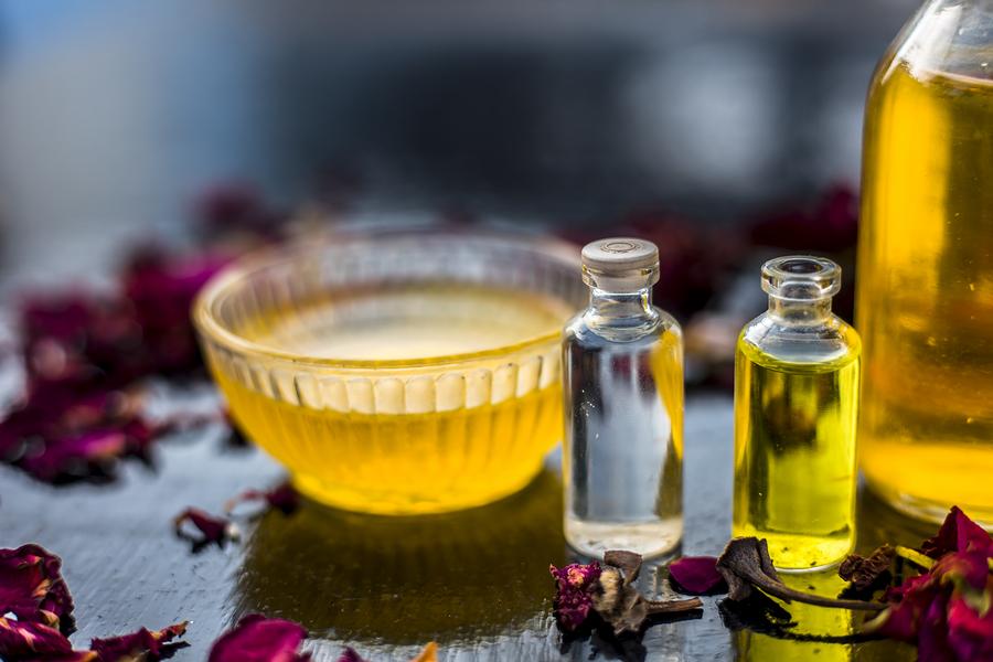 Haarwachstum durch Teebaumöl