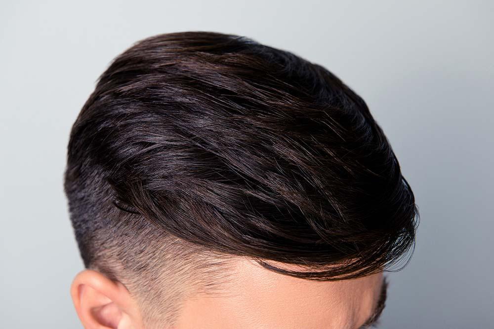 Volles Haar nach der Haartransplantation