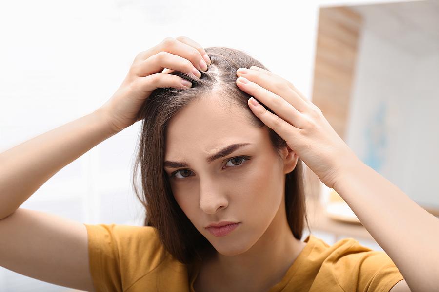 Vernarbender Haarausfall