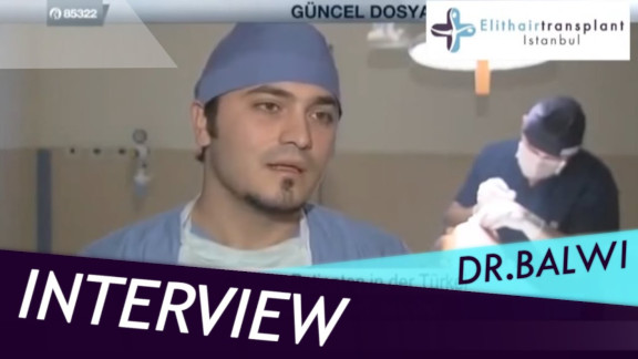 Haartransplantation Kosten in der Türkei